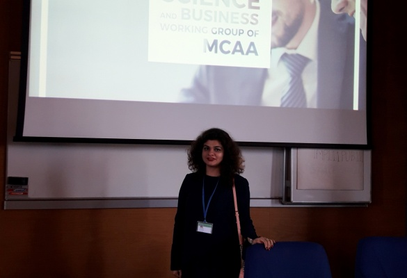 MCCA Bridging Science and Business Workshop