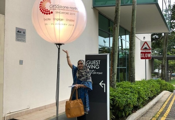 Global Young Scientists Summit (GYSS) 2019