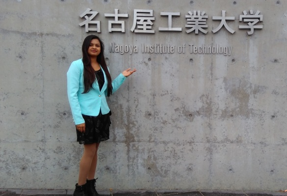 Secondment to the Nagoya Institute of Technology