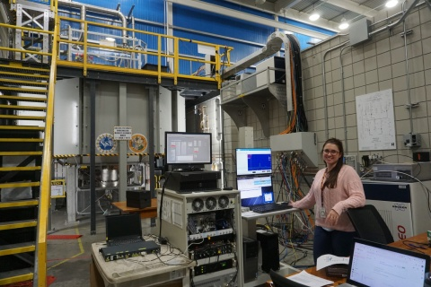 Lab visit to the National High Magnetic Field Laboratory