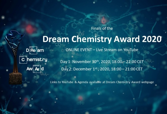 Finals of the Dream Chemistry Award 2020