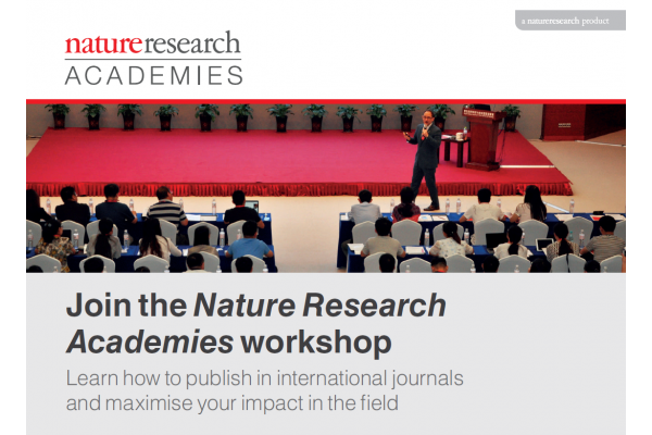 How to publish in internal journals and maximise your impact in the field - WORKSHOP